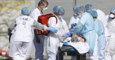 Κορονοϊός: 838 νεκροί μέσα σε 24 ώρες στην Ισπανία