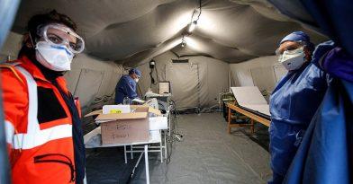 Ιταλία: 681 θάνατοι σε 24 ώρες