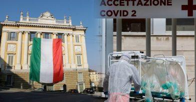 Η τραγωδία συνεχίζεται στην Ιταλία