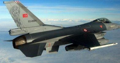Υπέρπτηση τουρκικών αεροσκαφών πάνω από Ρω και Στρογγύλη