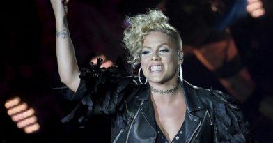 Με κορoνοϊό διαγνώστηκε η τραγουδίστρια Pink