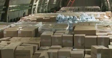 Κορονοϊος: Ρωσικό αεροσκάφος στις ΗΠΑ για ιατρική βοήθεια