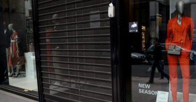 Lockdown: Στο χείλος του γκρεμού 200.000 καταστήματα