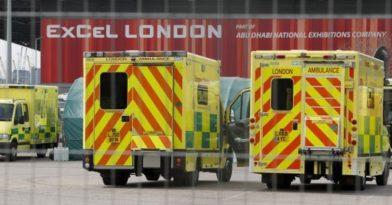 Βρετανία: 621 νεκροί από κορονοϊό