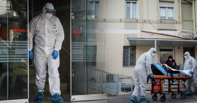 Κορονοϊός: Αρνητικά και τα 65 τεστ στους γιατρούς στη Λάρισα