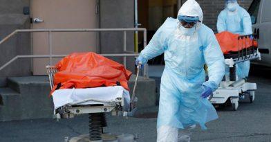ΗΠΑ: Ξεπέρασαν τους 17.000 οι νεκροί