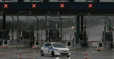 Lockdown: Δεκαήμερο αυστηρών ελέγχων (videos)