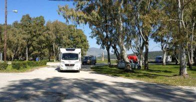 Ήπειρος: Σε «καραντίνα» 35 τουρίστες με τροχόσπιτα