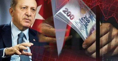 Καταρρέει η τουρκική λίρα!