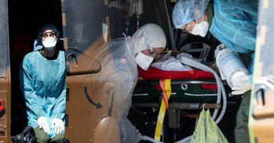 Κορονοϊός: 509 νεκροί στη Γαλλία σε 24 ώρες