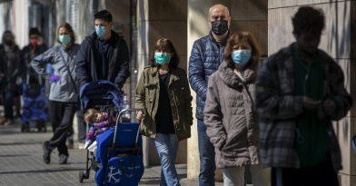 Κορονοϊός: Τρομάζουν τα νούμερα στην Ισπανία!