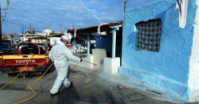 Κορονοϊός: Κίνδυνος επιδημικής έξαρσης στη Λάρισα