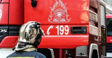 Έκρηξη σε διαμέρισμα στη Θεσσαλονίκη
