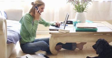 Κορωνοιός: Πλαφόν στην εργασία από το σπίτι