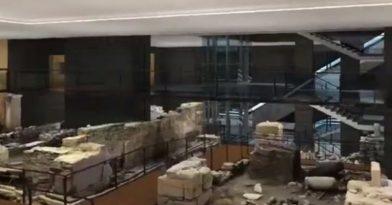 Έτσι θα είναι ο σταθμός- μουσείο του μετρό (video)