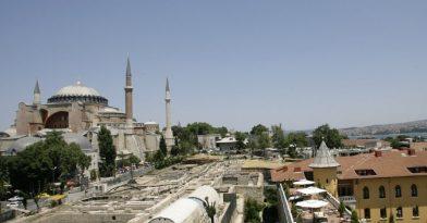 Συνεχίζει να προκαλεί η Τουρκία για την Αγία Σοφία!
