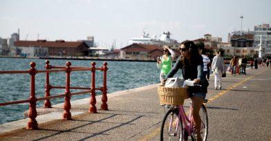Θεσσαλονίκη: Που θα γίνουν ποδηλατόδρομοι