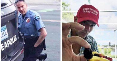 Για ανθρωποκτονία εξ αμελείας κατηγορείται ο αστυνομικός για το φόνο του Φλόιντ