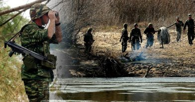 Έβρος: Video-ντοκουμέντο Τούρκοι στρατιώτες παρακολουθούν τον φράχτη
