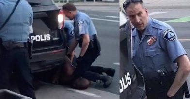 Συνελήφθη ο πρώην αστυνομικός για τον φόνο του Τζορτζ Φλόιντ