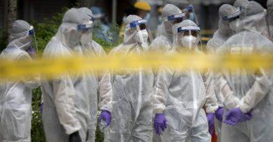Χιλή : Πάνω από 10.000 οι νεκροί λόγω κορονοϊού