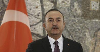 Τσαβούσογλου: «Η Ελλάδα παραβίασε την υφαλοκρηπίδα μας»