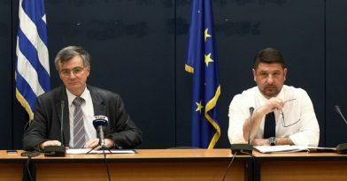 Κορονοϊός: Έκτακτη ενημέρωση από Τσιόδρα – Χαρδαλιά