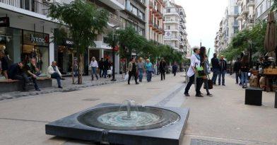 Θεσσαλονίκη: Επεισόδιο με 5 τραυματίες στο κέντρο