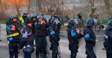 FRONTEX: Εκπαιδεύονται στον Έβρο οι πρώτοι φρουροί