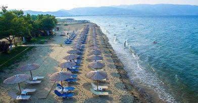 Άρση μέτρων στις οργανωμένες παραλίες