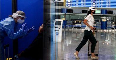 Κορονοϊός: 50 κρούσματα σε ένα 24ωρο
