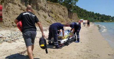Χαλκιδική: Νεκρή λουόμενη στην Ν. Σκιώνη