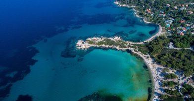 Χαλκιδική: Εγκλωβισμένοι οι Σέρβοι τουρίστες!