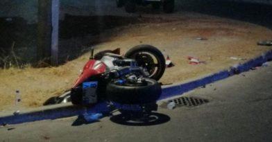 Τροχαίο δυστύχημα στη Νάουσα