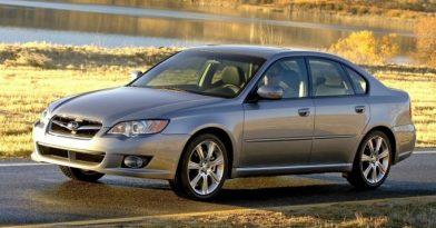 Ανάκληση για 1.894 Subaru Impreza και Legacy