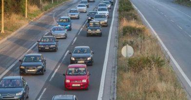 Χαλκιδική: Αποκαταστάθηκε η κυκλοφορία των οχημάτων