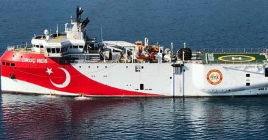 Ξανά σε ελληνικά νερά το Oruc Reis