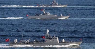 H Toυρκία συνεχίζει τις προκλήσεις