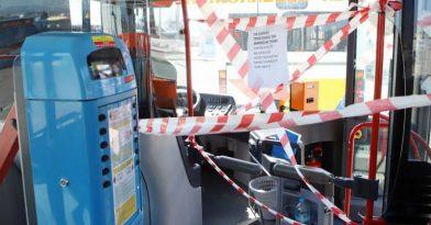 «Βόμβα» κορονοϊού τα λεωφορεία του ΟΑΣΘ