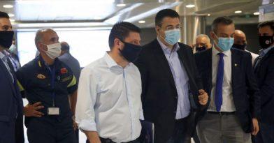 Έκτακτο: Βόμβα Χαρδαλιά για lockdown στη Θεσσαλονίκη!