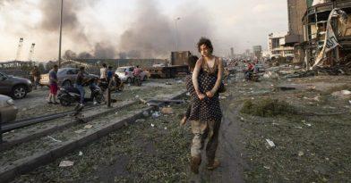 Έκρηξη στη Βηρυτό: Παρόμοια με τη Χιροσίμα