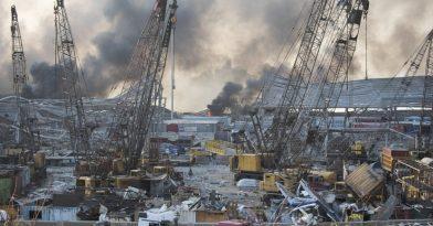 Βηρυτός: Το 70% της έκρηξης εκτονώθηκε στη θάλασσα