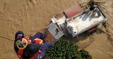 Εύβοια: Εντοπίστηκε ζωντανή γυναίκα