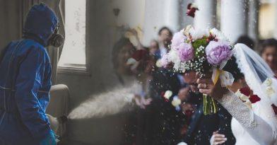 Νέος γάμος- βόμβα με κρούσμα κορονοϊού!