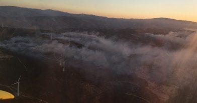 Μεγάλη πυρκαγιά στην Κύπρο