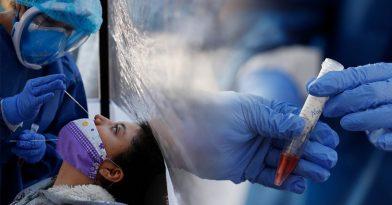 Κορονοϊός: 203 νέα κρούσματα στην Ελλάδα