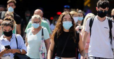 Κορονοϊός: Οι 18 περιοχές στην Ελλάδα με υψηλό ιικό φορτίο