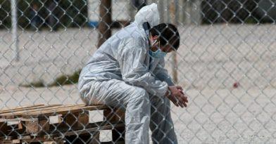 Κορονοϊός: Πρώτος θάνατος μετανάστη