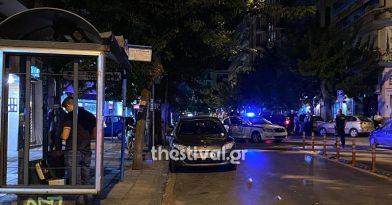 Πυροβολισμοί στη Θεσσαλονίκη