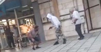 Βίντεο ΣΟΚ από το επεισόδιο στη Θεσσαλονίκη